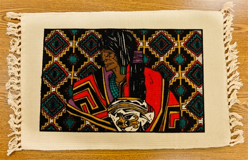 Native Son Placemat