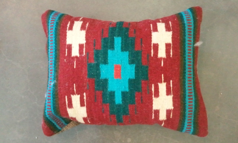 Zapotec Design 4 Pillow