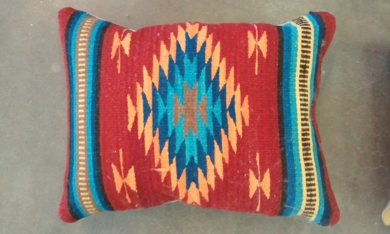 Zapotec Design 11 Pillow