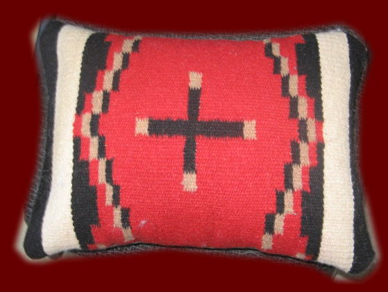 Zapotec & Leather Southwestern Designer Pillows