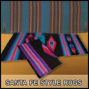 AZ Trading Post has Southwest, Southwestern and Santa Fe style rugs